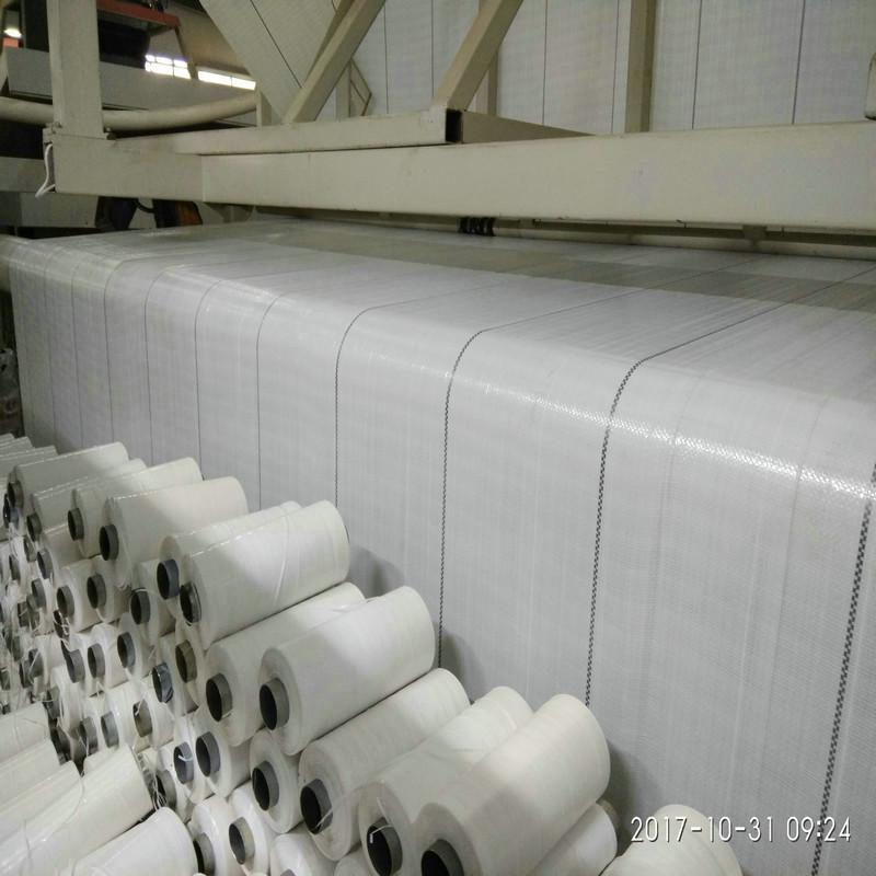 白色盖草地布,北京1米宽出口防草布