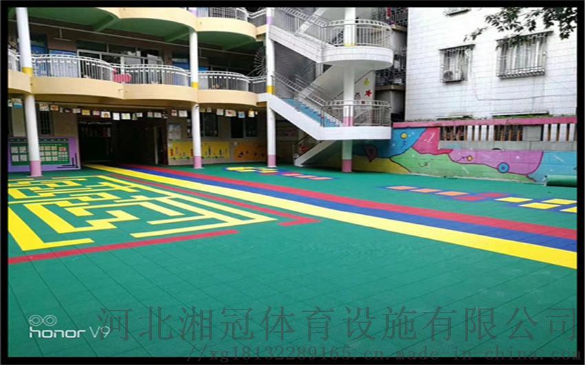 貴港市懸浮地板廣西快速拼裝地板廠家