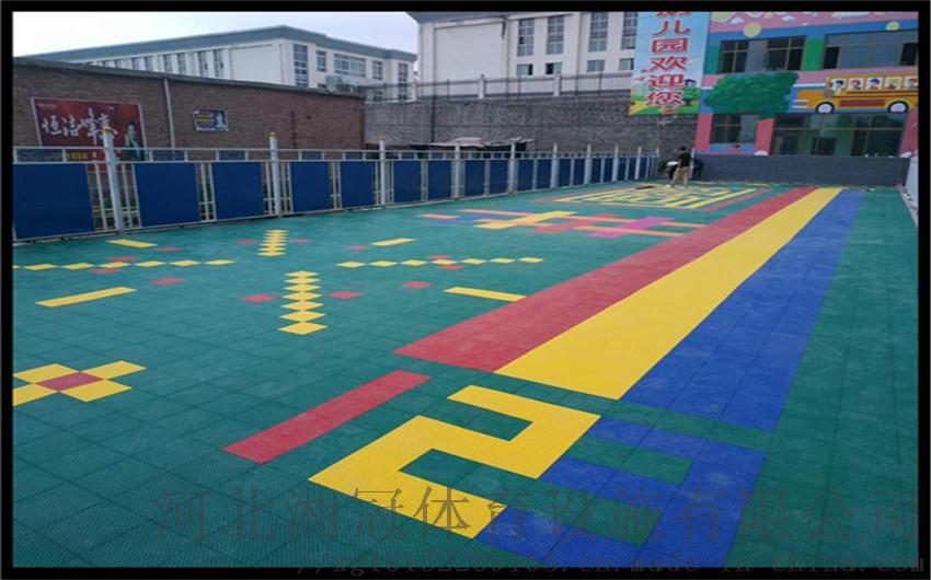 蚌埠市幼兒園彈性墊 懸浮地板廠家