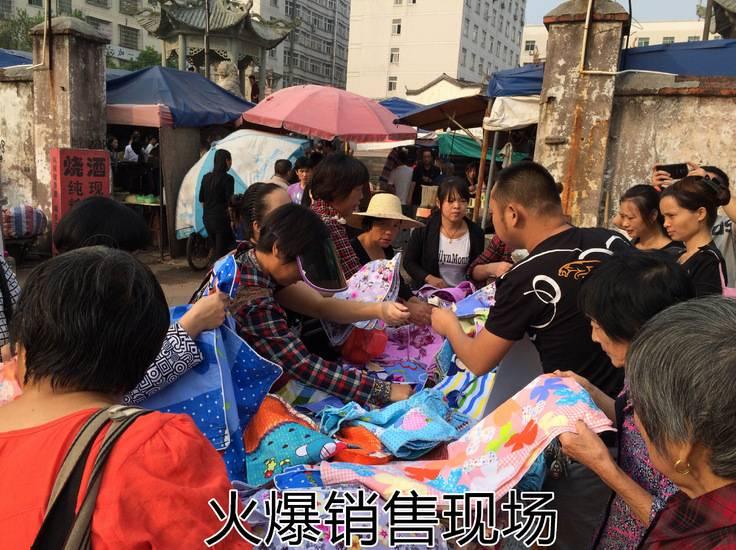 10元两个模式跑江湖摆地摊纯棉枕头套好做吗