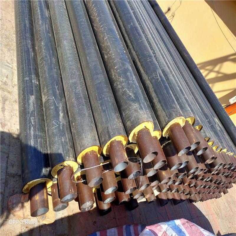 南宁 鑫龙日升 硬质聚氨酯发泡保温管DN150/159地埋发泡保温管