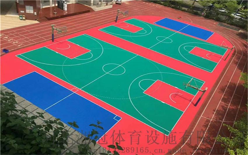 蘭州市籃球場拼裝地板 廠家