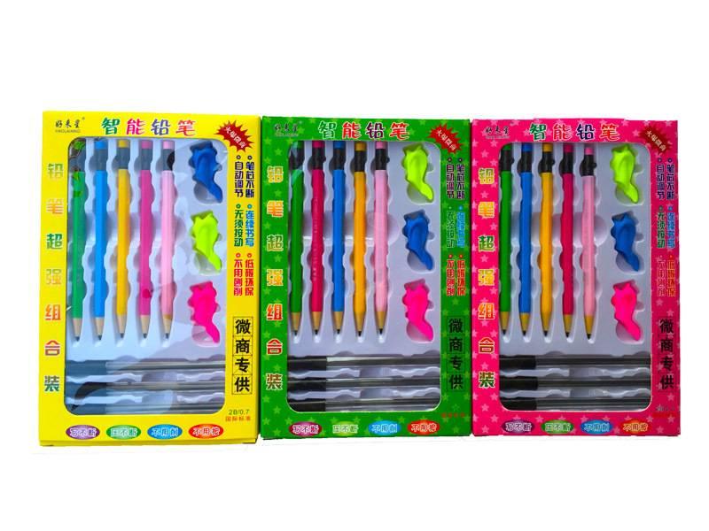 寫不斷鉛筆跑江湖趕集地攤新品10元兩盒模式拿貨渠道