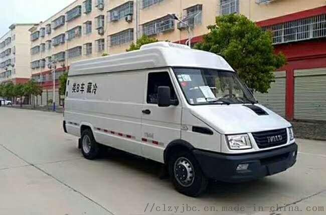 厂家直销东风多利卡冷藏车贺州
