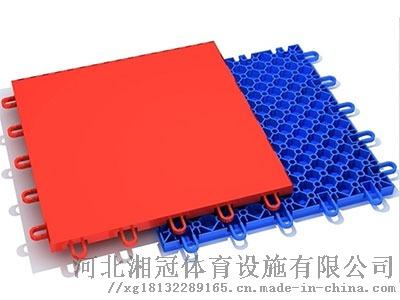 安陽市籃球場拼裝地板代理