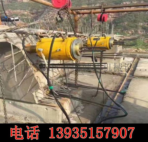 27吨前卡式千斤顶重庆北部新区单孔张拉千斤顶厂商出售