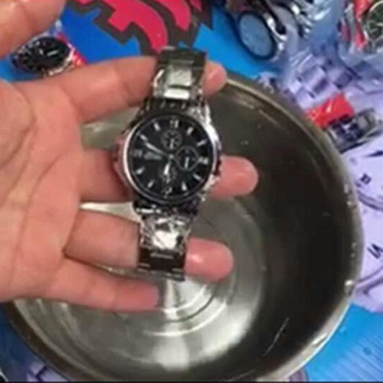 20元模式熱賣光動能手錶 促銷禮品跑江湖地攤太陽能手錶批發
