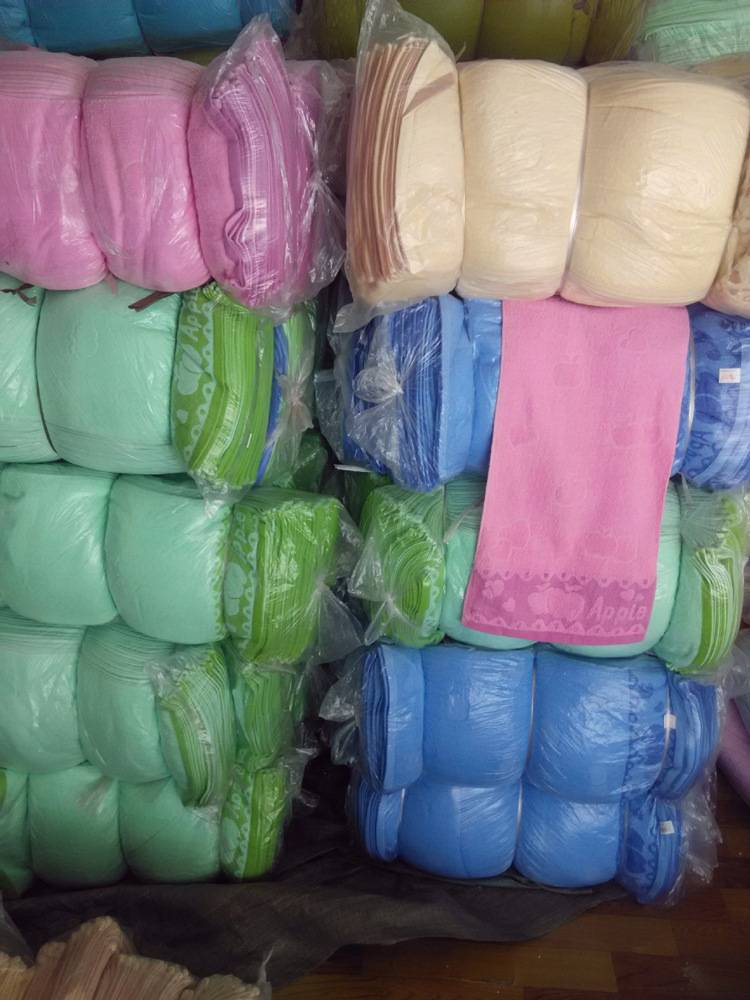 江湖地攤70克純棉毛巾好做嗎