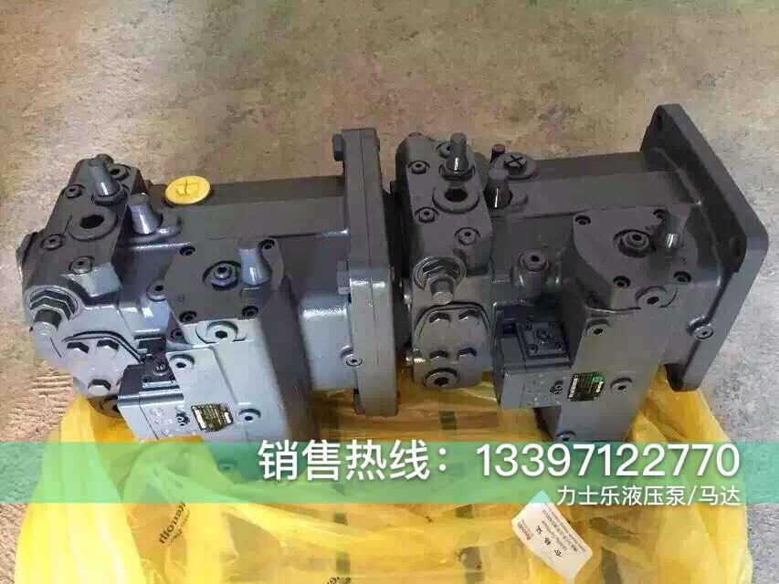 大象混凝土泵车主油泵A4VG56EP4D1/32R-NTC02F023ST德国