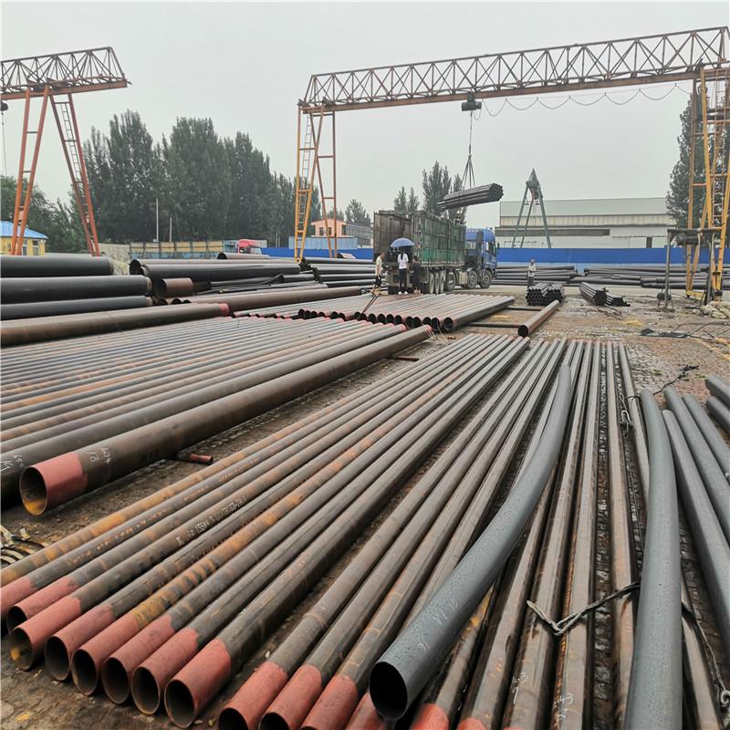 六安 鑫龙日升 聚氨酯发泡保温螺旋钢管dn400/426聚氨酯保温管直埋