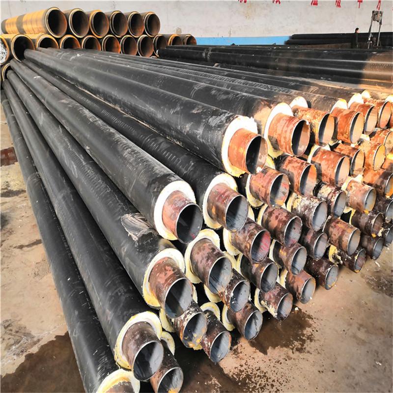 武漢 鑫龍日升 聚氨酯焊接預製保溫管道dn100/108聚氨酯PPR保溫管