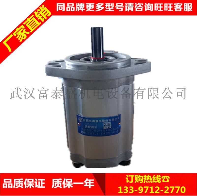 液壓泵小剷車裝載機農用車叉車泵站液壓齒輪泵440432425左旋 右旋齒輪泵