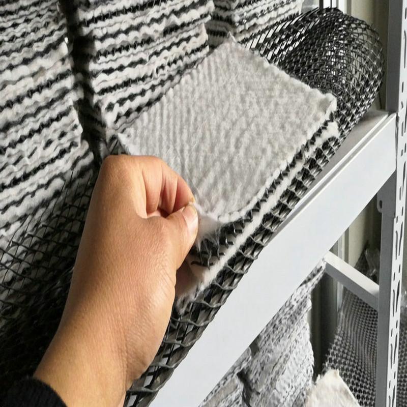 三维土工排水网6mm厚产品作用