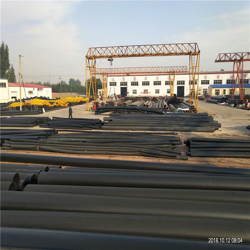宁波 鑫龙日升 聚乙烯塑料预制聚氨酯保温管 防腐保温钢管