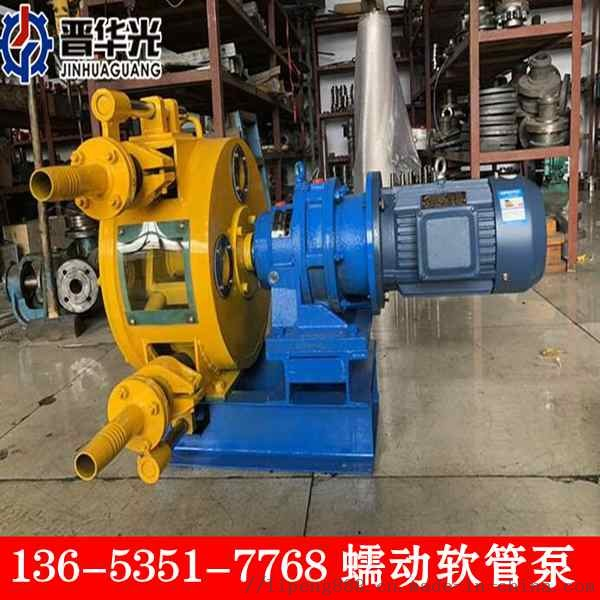 内蒙古工业软管泵污泥泵管子