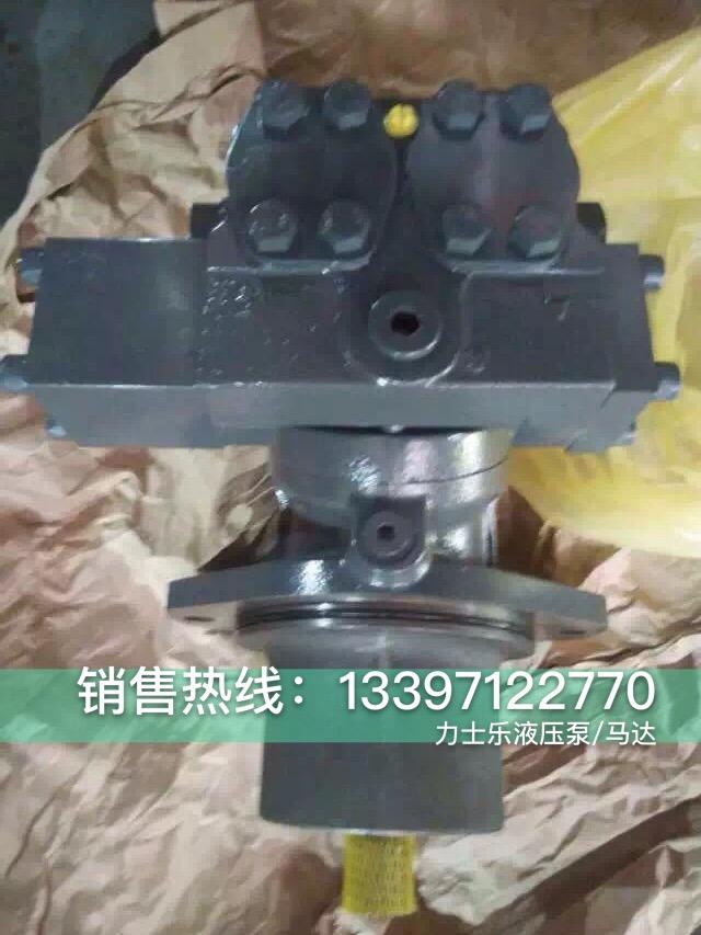 徐工混凝土泵车主油泵A4VG180德国