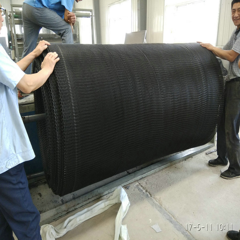 土工复合排水网7.3mm厚产地货源