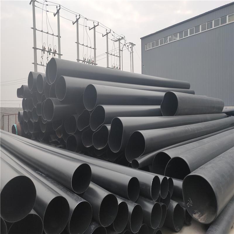 自贡 鑫龙日升 聚氨酯发泡钢塑复合供热水保温管DN150/159小区供热保温管