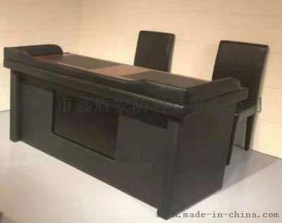 [鑫盾安防]北京审讯椅 方管笼型审讯桌椅参数783702902