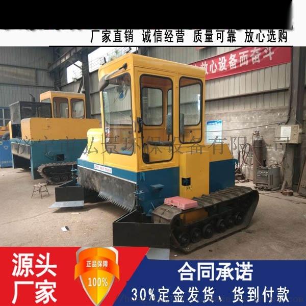 履带式翻堆机-2米有机肥翻堆机图片生产厂家816750692