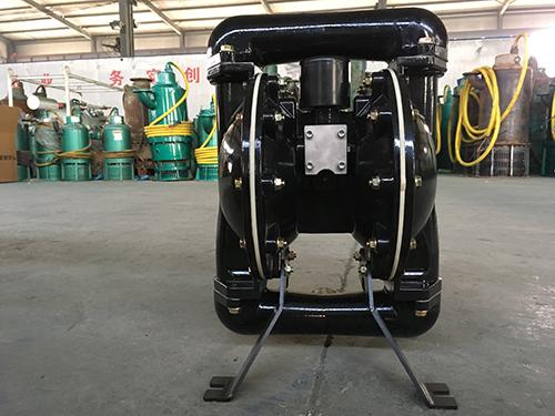 氣動隔膜泵BQG500/0.2耐磨防爆排沙排污泵101050752