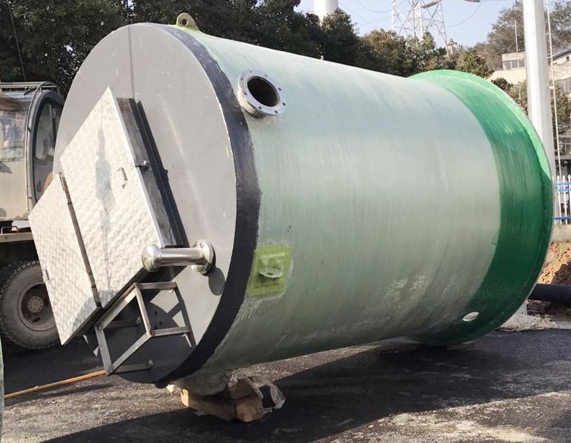 地埋式污水提升泵站原理821543975