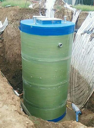 地埋式污水提升泵站原理821543935