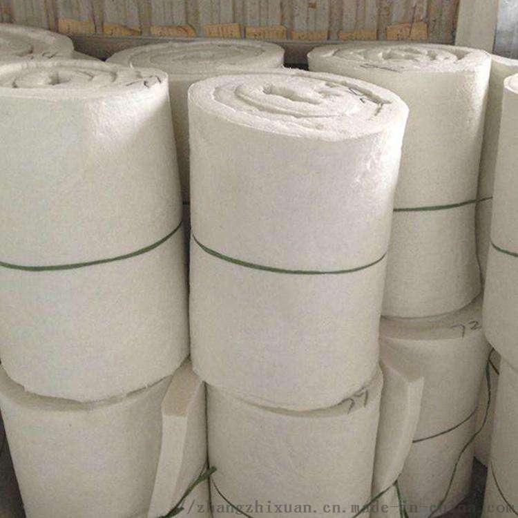 窑炉耐火硅酸铝毡的应用技术100958182