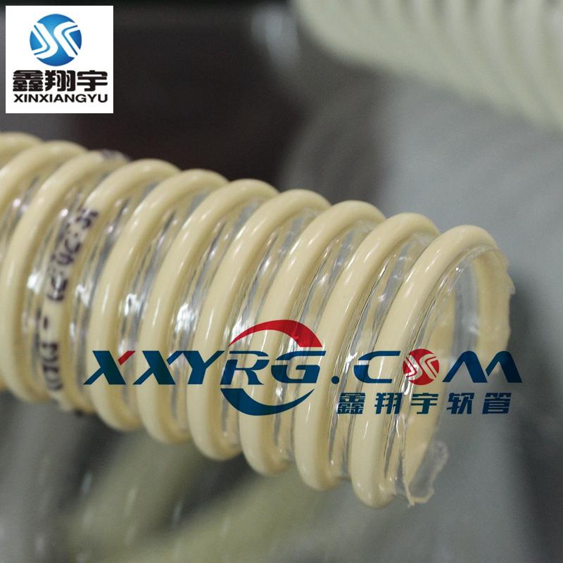 鑫翔宇防静电吸尘管,食品卫生级pu耐磨软管40773225