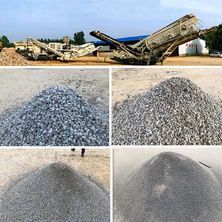 移动石料破碎机维护保养 厂家直销移动碎石机生产线79863762