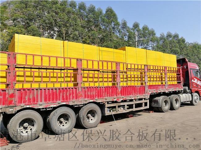 广西9层芯清水模板 工地木建筑模板103407295