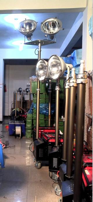 隆业供应-两灯移动照明车103924435