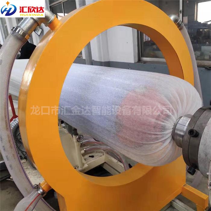 珍珠棉EPE發泡布生產設備匯欣達105型珍珠棉發泡布擠出機822282872