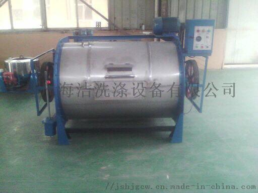 100公斤工业水洗机滤布清洗机大型服装水洗机825359035