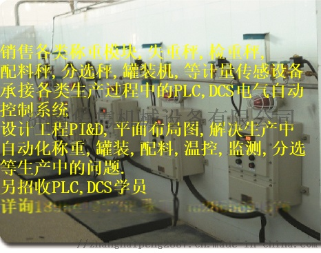 自动控制施工厂家plc dcs sis 系统施工811175132
