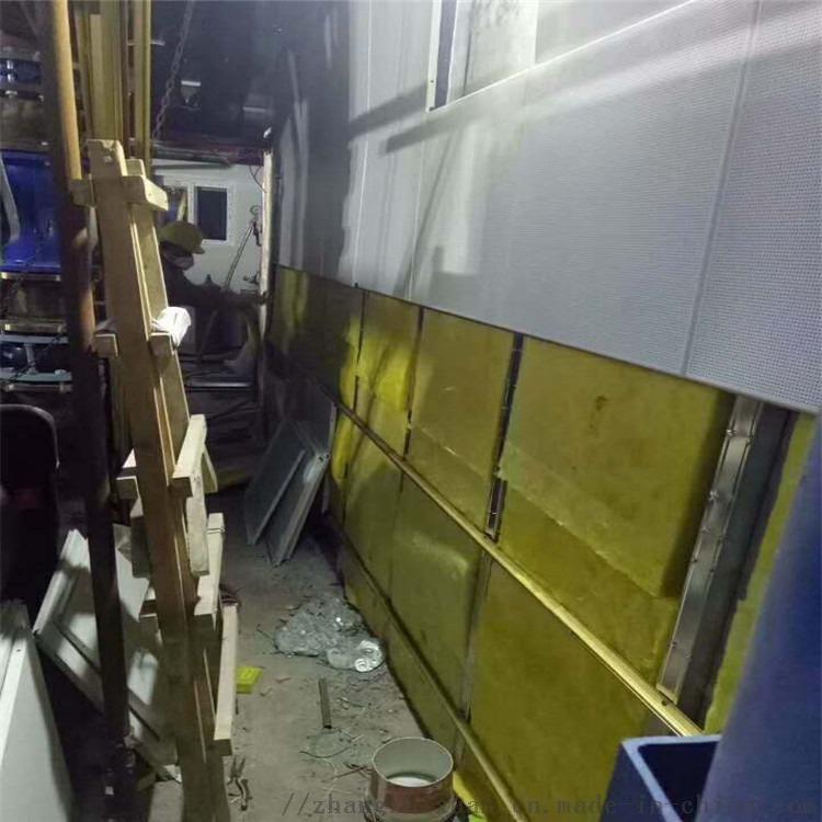 厂家供应玻璃纤维吸声板 布艺软包吸音板104978292