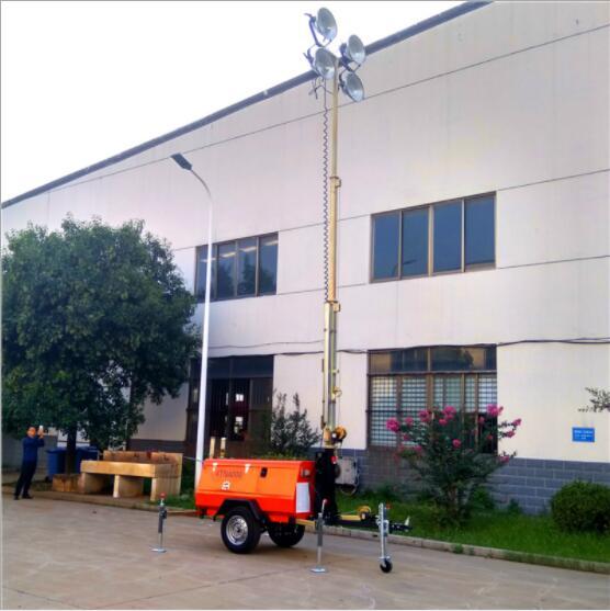 隆業供應-兩燈移動照明車103924395
