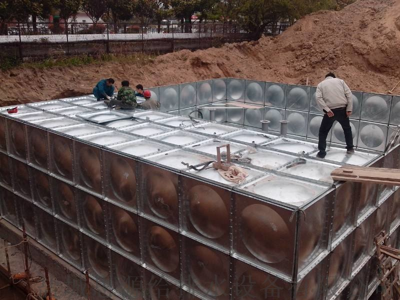 专业厂家地埋式箱泵一体化 抗浮地埋式箱泵一体化104461925