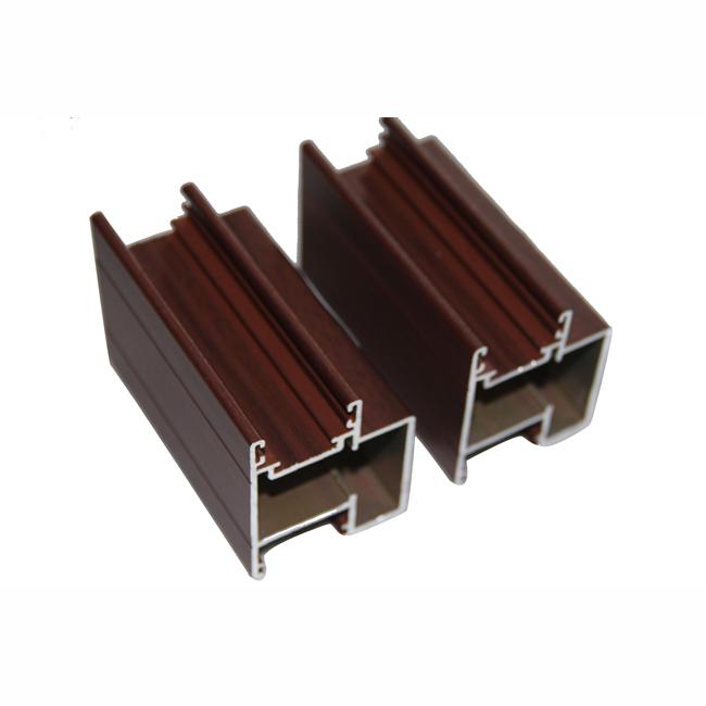 河南 兴发铝材厂家直销木纹铝合金门窗型材808372175