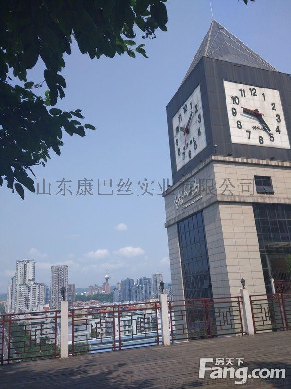 天津外國語鐘鼓樓時鐘正在安裝 期待鐘錶的報時聲826608472