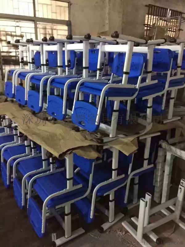 深圳學生升降課桌椅kzy001學校課桌椅廠家直銷107801305