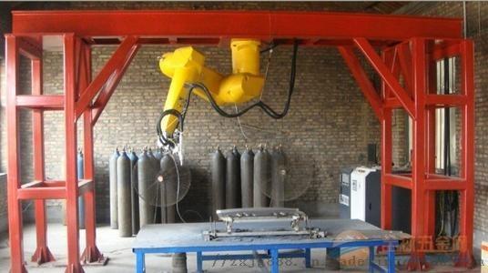 佛山六軸三維機械手鐳射焊接機 2000W連續鐳射108528132