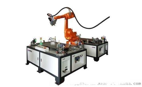 廣東360度旋轉機械手全自動鐳射焊接機828233872