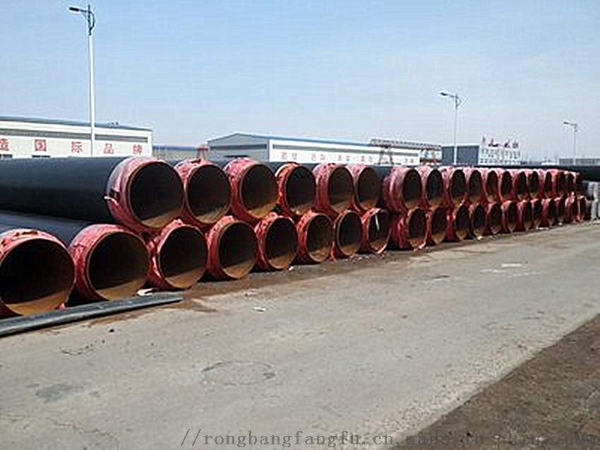 预制直埋聚氨酯保温管,直埋塑套钢保温管798957792