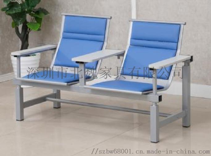 大型  输液椅厂家-  输液三人位椅110059165