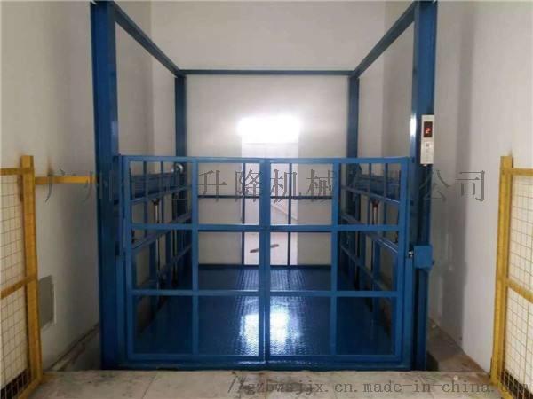 无机房货梯厂供清远肇庆云浮韶关无机房液压升降货梯771239822