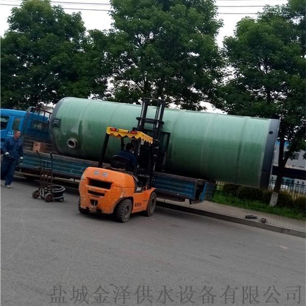 玻璃鋼一體化污水泵站111008335