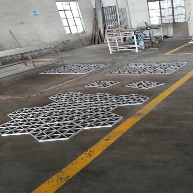环保可回收仿古铝窗花 6063-T5材质铝窗花111179662