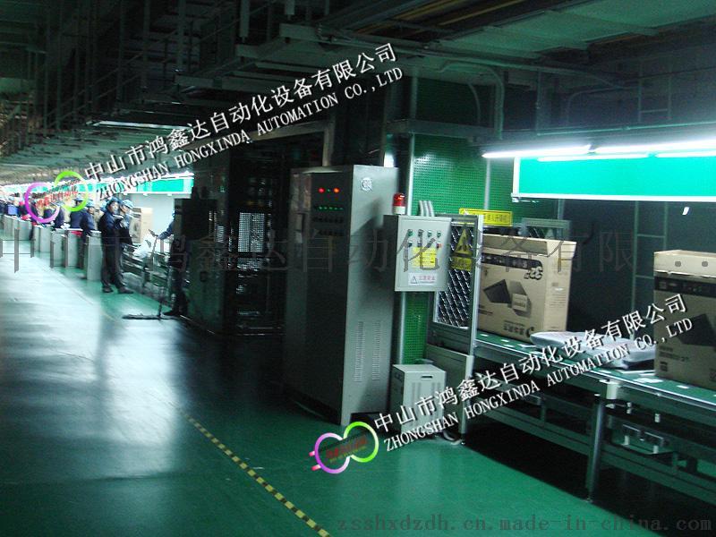 显示屏生产线,液晶面板自动装配线,LCD检测流水线56736695