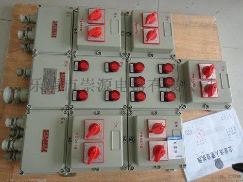 防爆配电箱BXM(D)51/IICT6控制箱厂家833970972